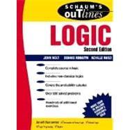 Schaum's Outline of Logic