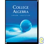 College Algebra (Book with CD-ROM)