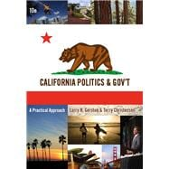 Custom Enrichment Module: California Politics and Government A Practical Approach