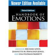 Handbook of Emotions, Third Edition