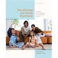 Cengage Advantage Books: The Marriage and Family Experience, 12th
