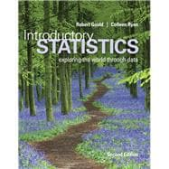Introductory Statistics Plus MyStatLab with Pearson eText -- Access Card Package