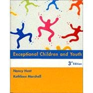 Exceptional Children and Youth : An Introduction to Special Education