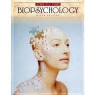 Biopsychology (with Beyond the Brain and Behavior CD-ROM) (book alone)