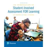 Introduction to Student-Involved Assessment FOR Learning, An with MyEducationLab with Enhanced Pearson eText -- Access Card Package