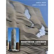 Reinforced Concrete : Mechanics and Design