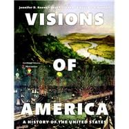 REVEL for Visions of America A History of the United States, Combined Volume, -- Access Card