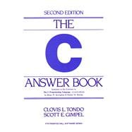 C Answer Book Bk. C : The C Programming Language
