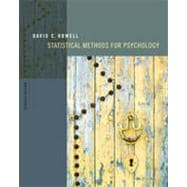 Statistical Methods for Psychology, 7th Edition