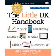 The Little DK Handbook, MLA Update Edition