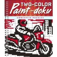 Two-Color Paint-doku