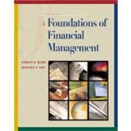 Foundations of Financial Management + Self Study Software + Etext + Powerweb