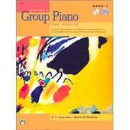 Alfred's Basic Adult Group Piano Course, Book 1