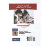 MyEducationLab with Pearson eText -- Standalone Access Card -- for Educational Psychology