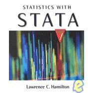 Statistics with Stata (Updated for Version 7)