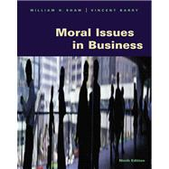 Moral Issues in Business With Infotrac