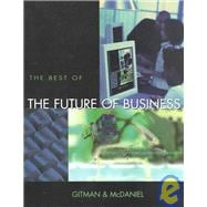Best of the Future of Business with Student Cd-Rom