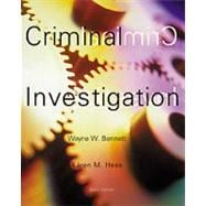 Criminal Investigation (with InfoTrac)