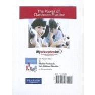 MyEducationLab with Pearson eText -- Standalone Access Card -- for Effective Practices in Early Childhood Education