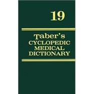 Taber's Cyclopedic Medical Dictionary : Plain