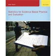 Statistics for Evidence-Based Practice and Evaluation, 2nd Edition