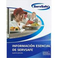 ServSafe Essentials Spanish 5th Edition with Answer Sheet, Updated with 2009 FDA Food Code