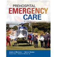 Prehospital Emergency Care + New MyBradyLab Access Card Package