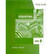 Study Guide for Pagano�s Understanding Statistics in the Behavioral Sciences, 9th