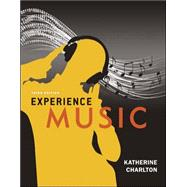 Experience Music w/ 3 CDs and Connect Music Plus Access Card