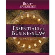 Business Law for a New Century : Essentials Edition