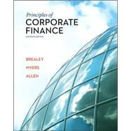 Principles of Corporate Finance with Connect Plus