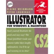 Illustrator Cs2 for Windows and Macintosh : Visual QuickStart Guide