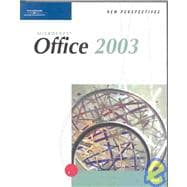 New Perspectives on Microsoft Office 2003: Brief