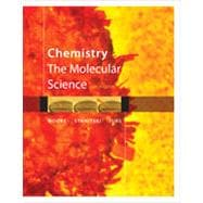 Chemistry: The Molecular Science, 4th Edition