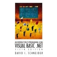 Introduction to Programming with Visual Basic.NET, An