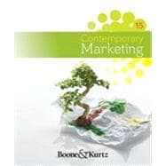 Contemporary Marketing, 15th Edition