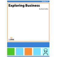 Exploring Business 2.1 (B/W Printed Textbook)
