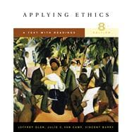 Applying Ethics A Text with Readings (with InfoTrac)