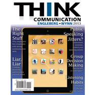 THINK Communication Plus MySearchLab with eText -- Access Card Package