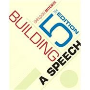 Cengage Advantage Books: Building a Speech (with InfoTrac)