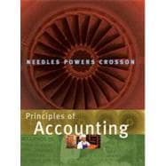 Principles Of Accounting Tenth Edition
