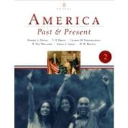 America Past and Present, Volume 2 (since 1865)