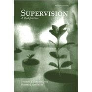 Supervision : A Redefinition