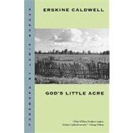 God's Little Acre 9780820316635R