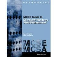 70-620 MCTS Guide to Microsoft Windows Vista