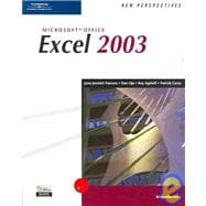 New Perspectives on Microsot Office Excel 2003