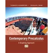 Contemporary Precalculus: A Graphing Approach, 5th Edition
