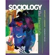 Sociology The Essentials (with InfoTrac)