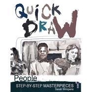 Quick Draw People Step-by-Step Masterpieces
