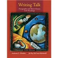 Writing Talk Paragraphs and Short Essays with Readings Plus MyWritingLab -- Access Card Package